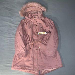 ~Brand New~ Women's Parka Jacket -Pink - Size: XL